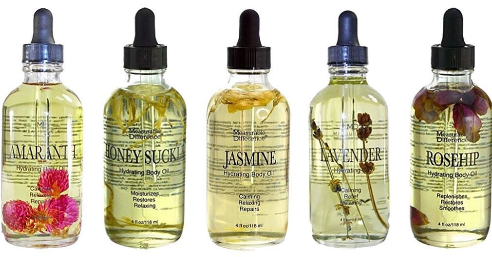 Measurable Difference Body Oil